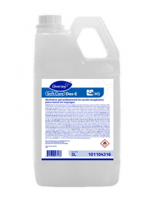 Alcohol Gel Antibacterial Soft Care Des E H5 4x5L Bidón